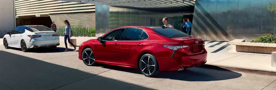 21 Best 2019 All Toyota Camry Wallpaper