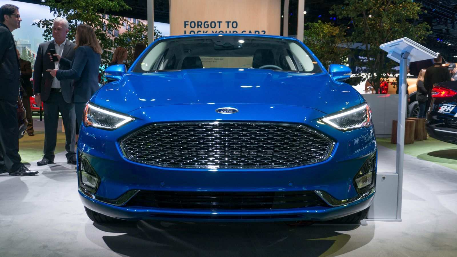21 Best 2019 Ford Fusion Energi Redesign And Review