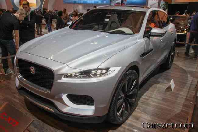 21 Best 2019 Jaguar C X17 Crossover Performance