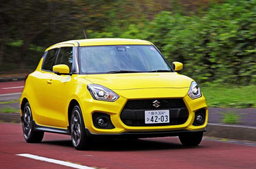 21 Best 2019 New Suzuki Swift Sport Exterior