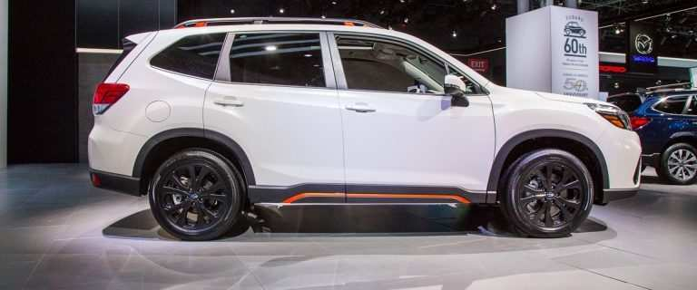 21 Best 2019 Subaru Forester Mpg Redesign And Concept