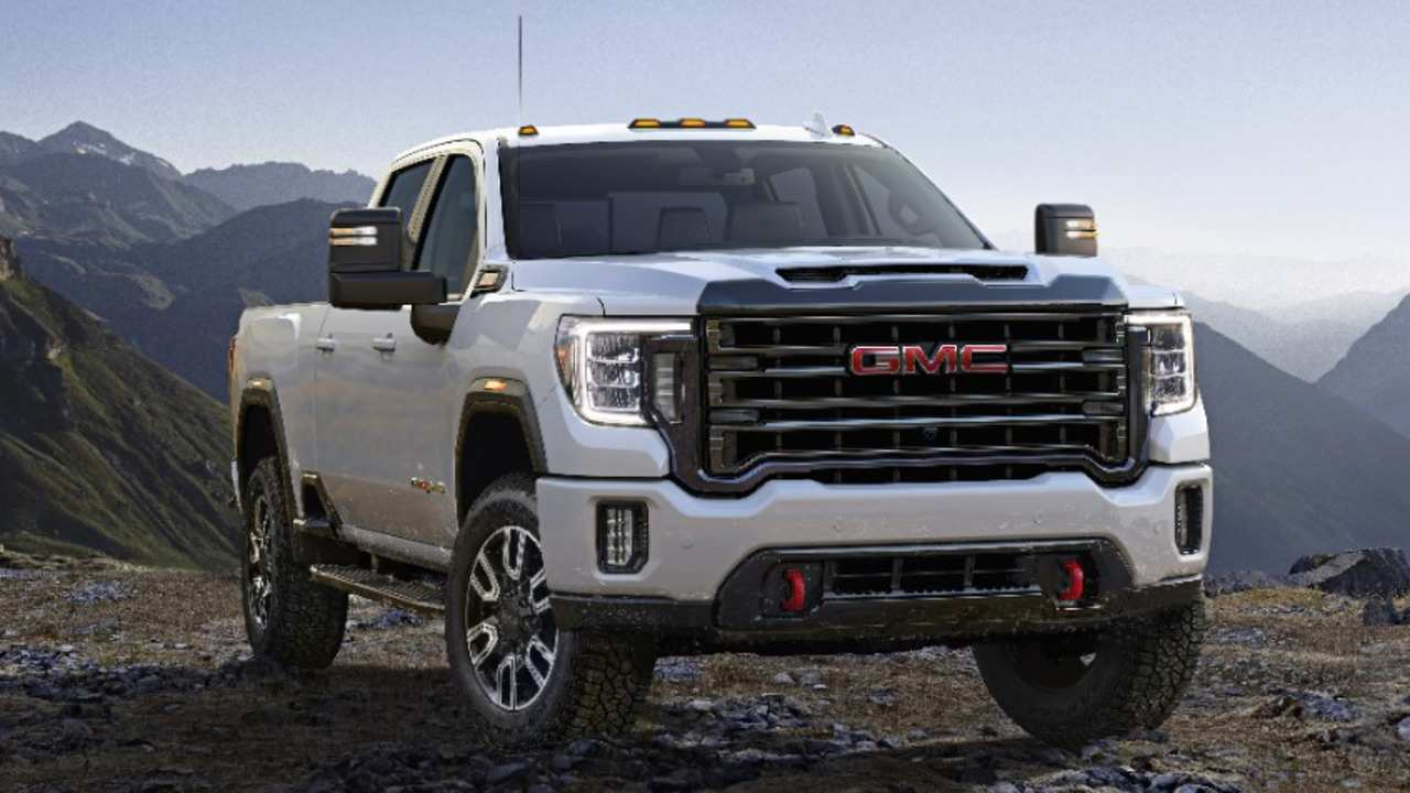21 Best 2020 GMC Hd Gas Engine Images