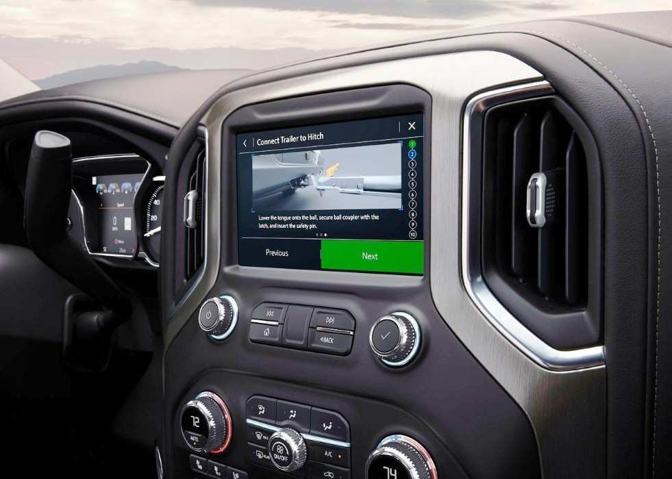 21 Best 2020 GMC Hd Interior Rumors
