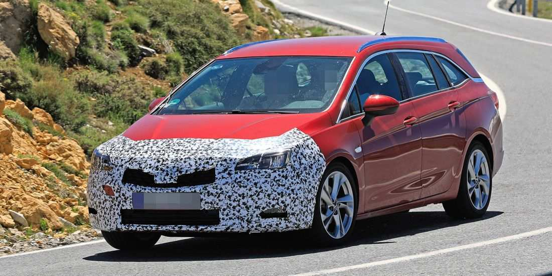 21 Best 2020 Opel Astra Pictures