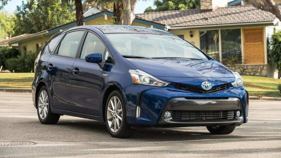 21 Best 2020 Spy Shots Toyota Prius Research New
