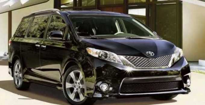 21 Best 2020 Toyota Sienna Interior