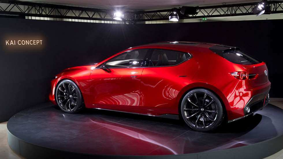 21 Best Mazda Elbil 2020 Redesign And Concept