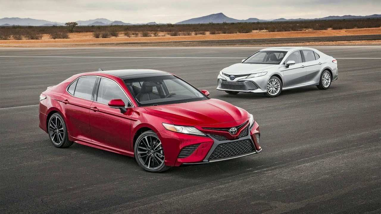 21 New 2019 All Toyota Camry Wallpaper