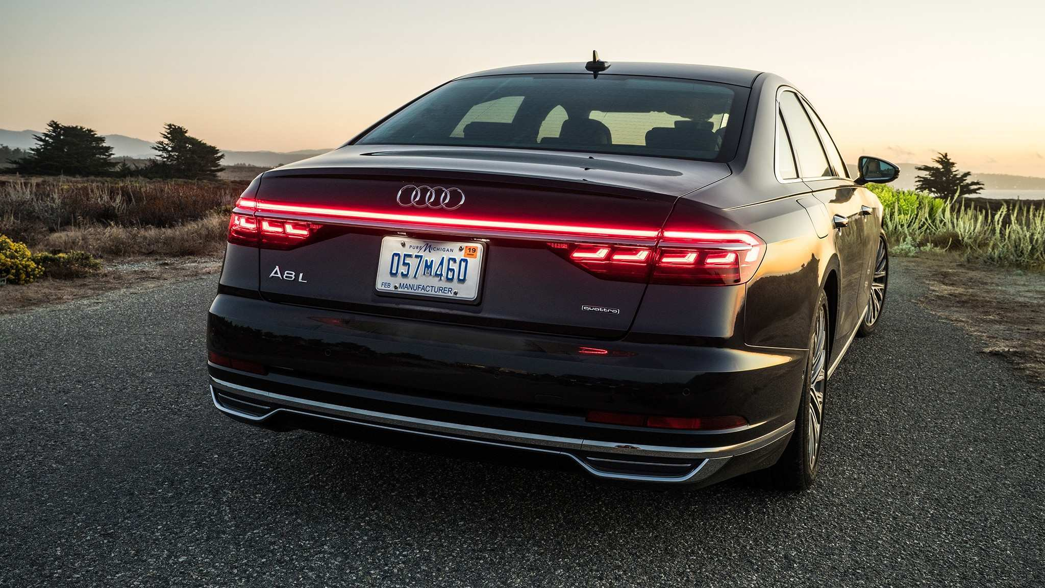 21 New 2019 Audi A8 Picture
