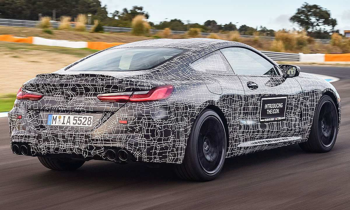 21 New 2019 BMW M8 Engine
