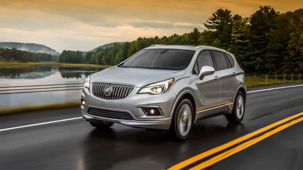 21 New 2019 Buick Anthem Reviews