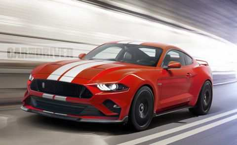 21 New 2019 Ford GT500 Exterior And Interior