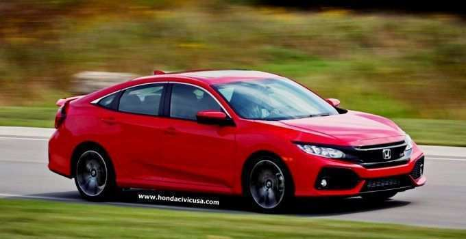 21 New 2019 Honda Civic Si Sedan Ratings