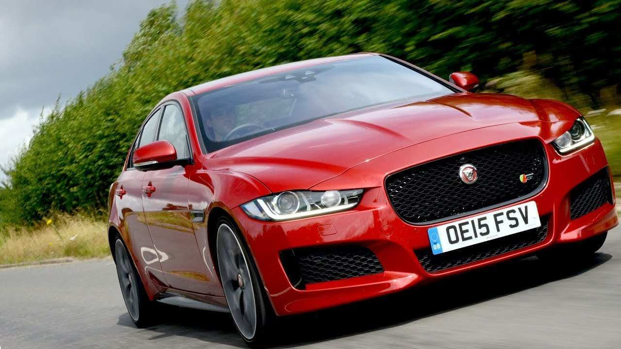 21 New 2019 Jaguar Xe Landmark Performance And New Engine