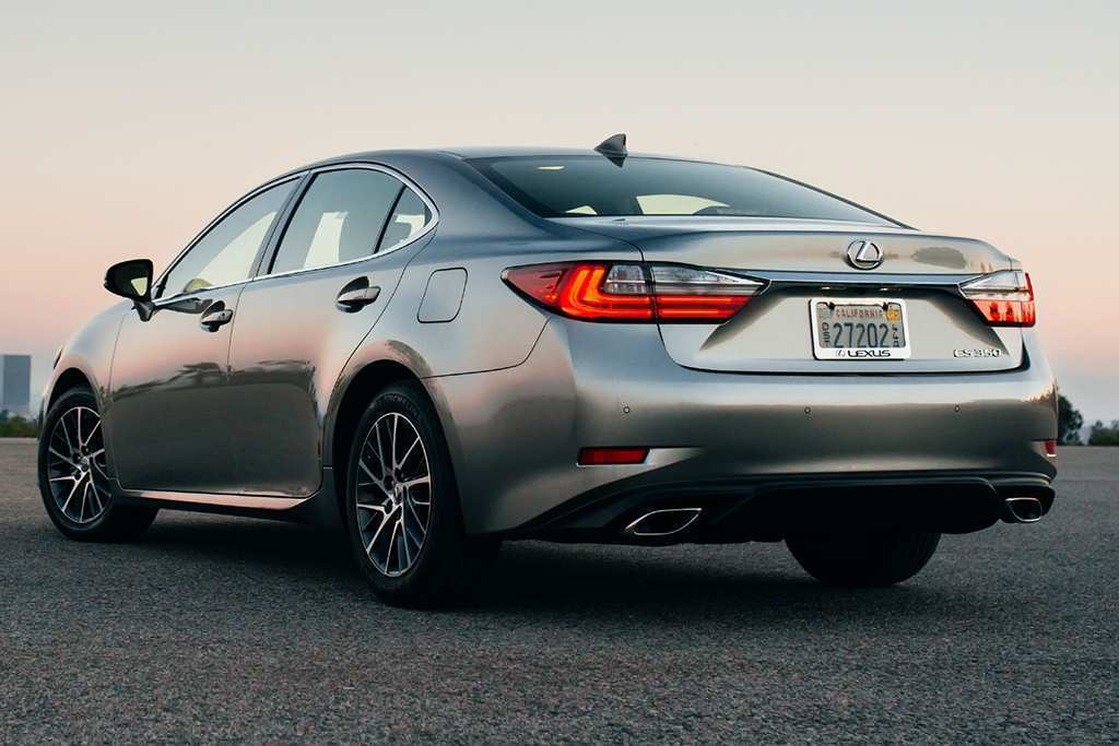 21 New 2019 Lexus Es Awd Overview