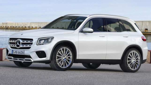 21 New 2019 Mercedes GLK Spesification