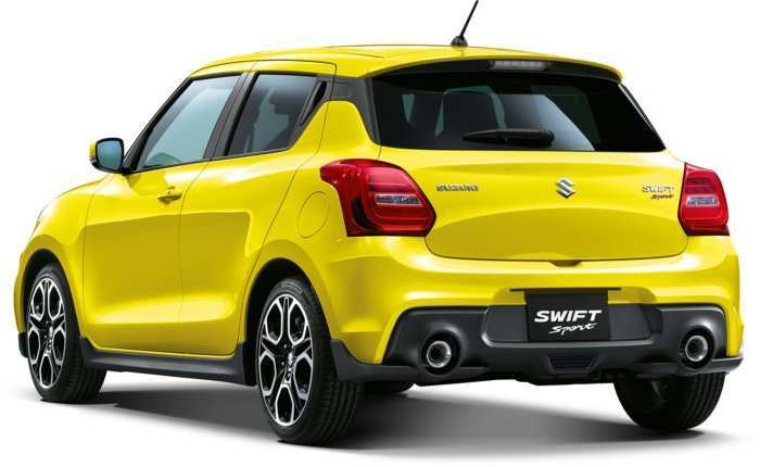 21 New 2019 New Suzuki Swift Sport New Concept