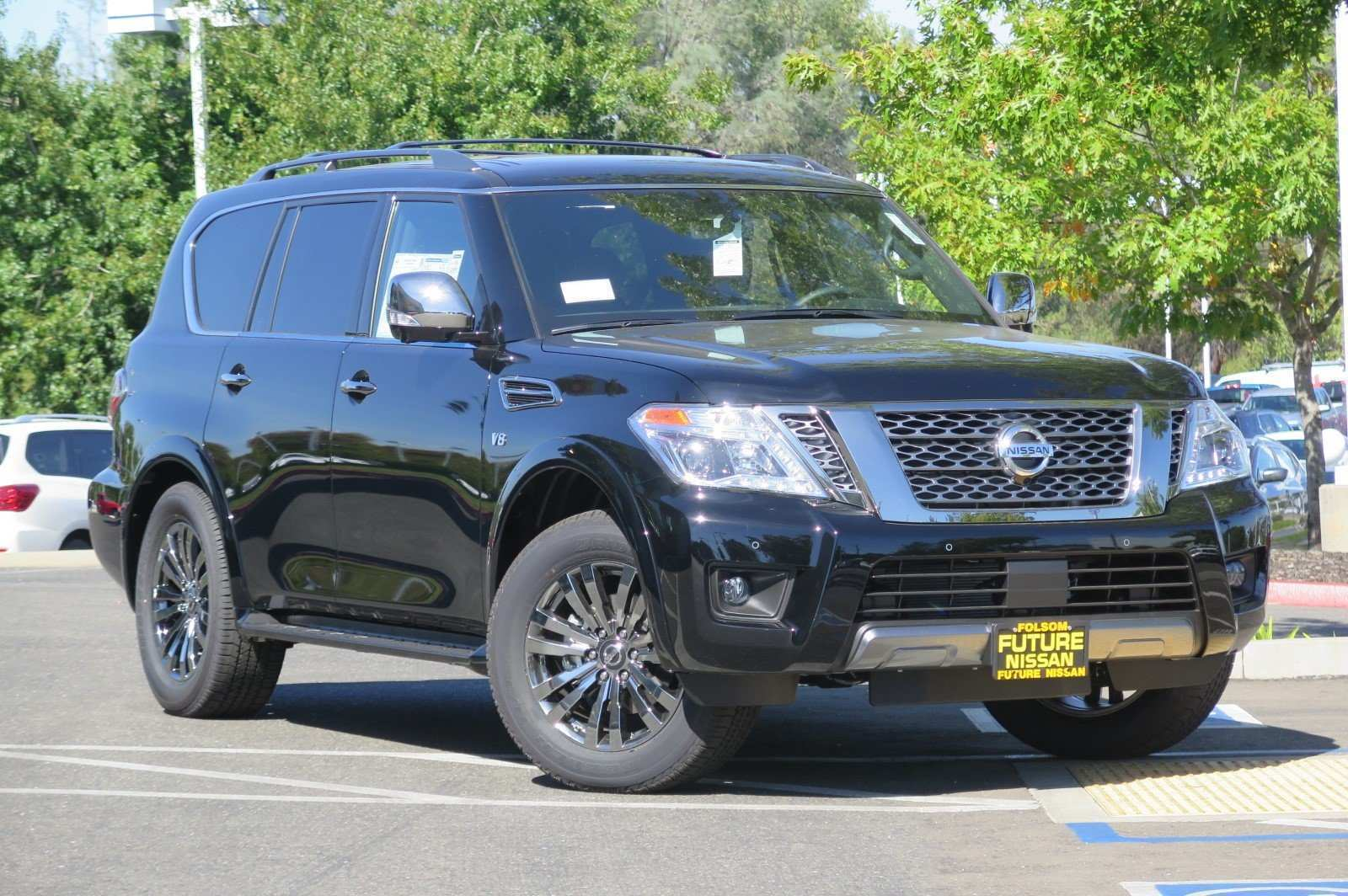 21 New 2019 Nissan Armada Configurations