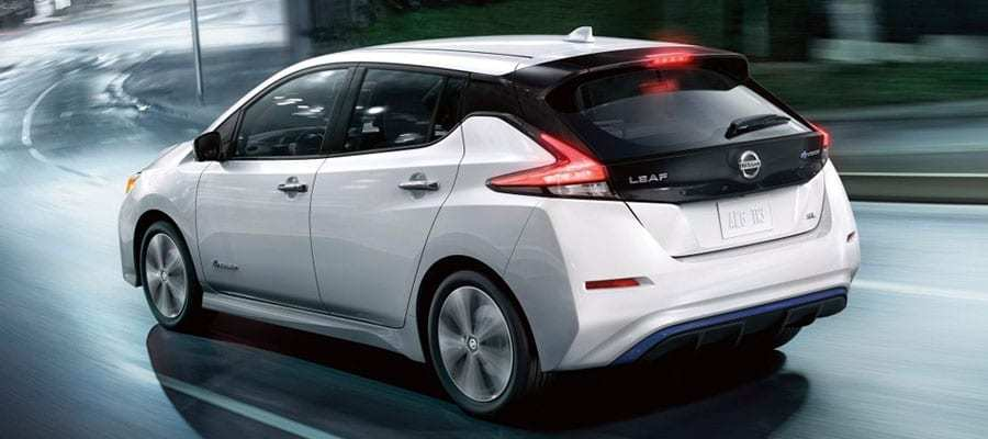 21 New 2019 Nissan Leaf Review Spy Shoot