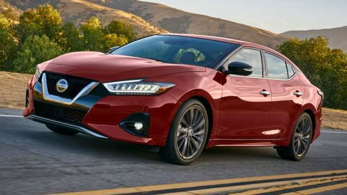21 New 2019 Nissan Maxima Detailed Release