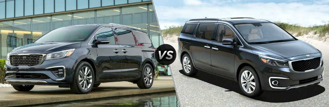 21 New 2019 The All Kia Sedona Redesign And Concept