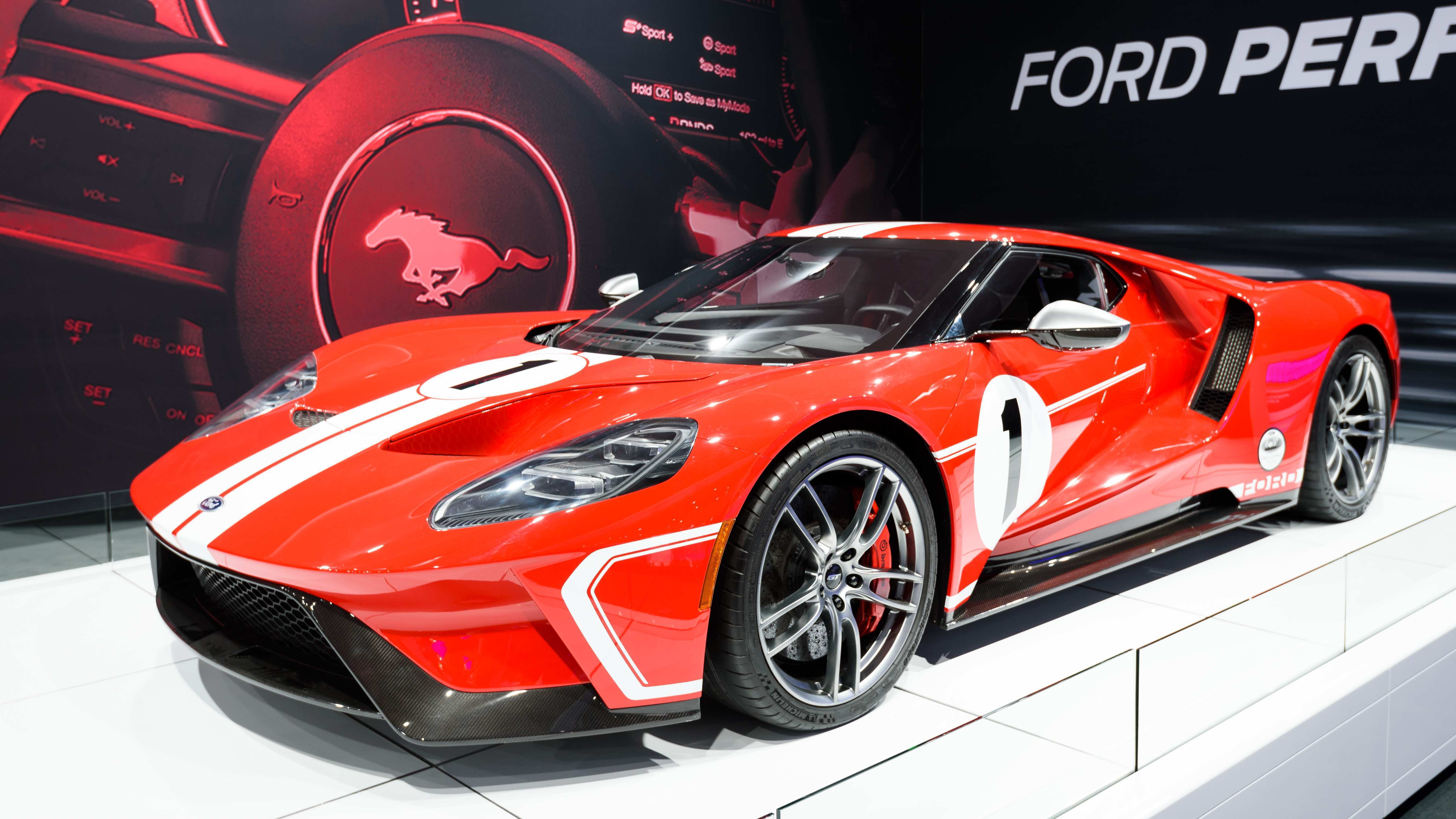 21 New 2020 Ford Gt Supercar Price And Release Date