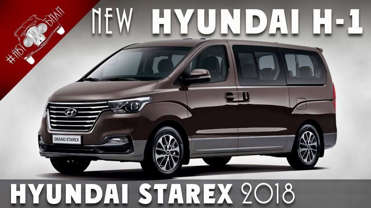 21 New 2020 Hyundai Starex New Model And Performance