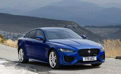 21 New 2020 Jaguar XF Concept