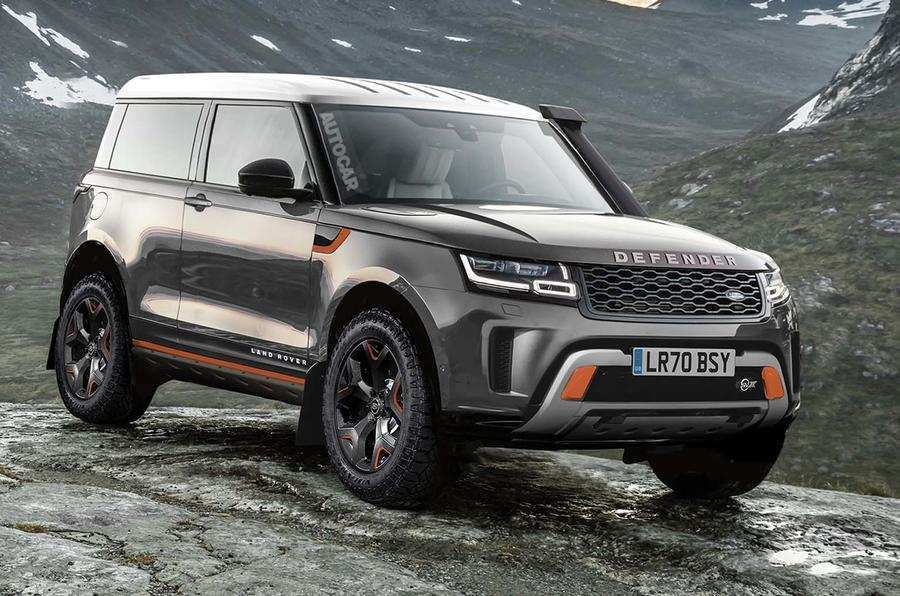 21 New 2020 Land Rover Defender Spesification