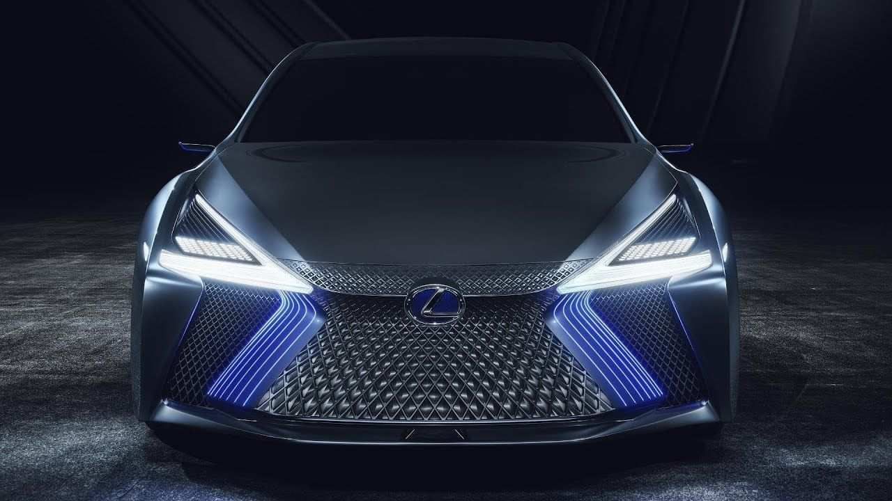 21 New 2020 Lexus GS F Performance And New Engine