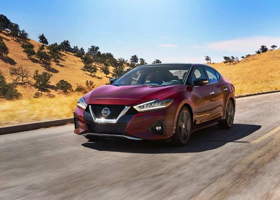 21 New 2020 Nissan Maxima Detailed Overview