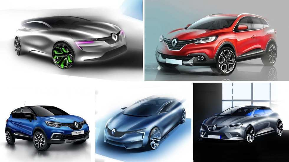 21 New 2020 Renault Megane SUV Pictures