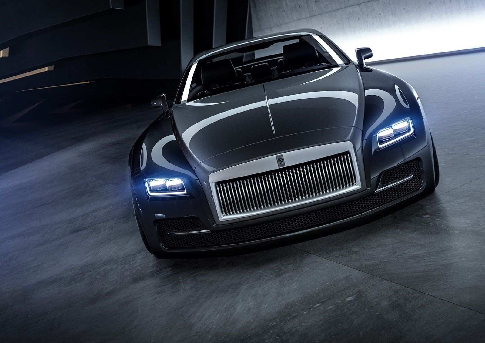 21 New 2020 Rolls Royce Phantoms Engine