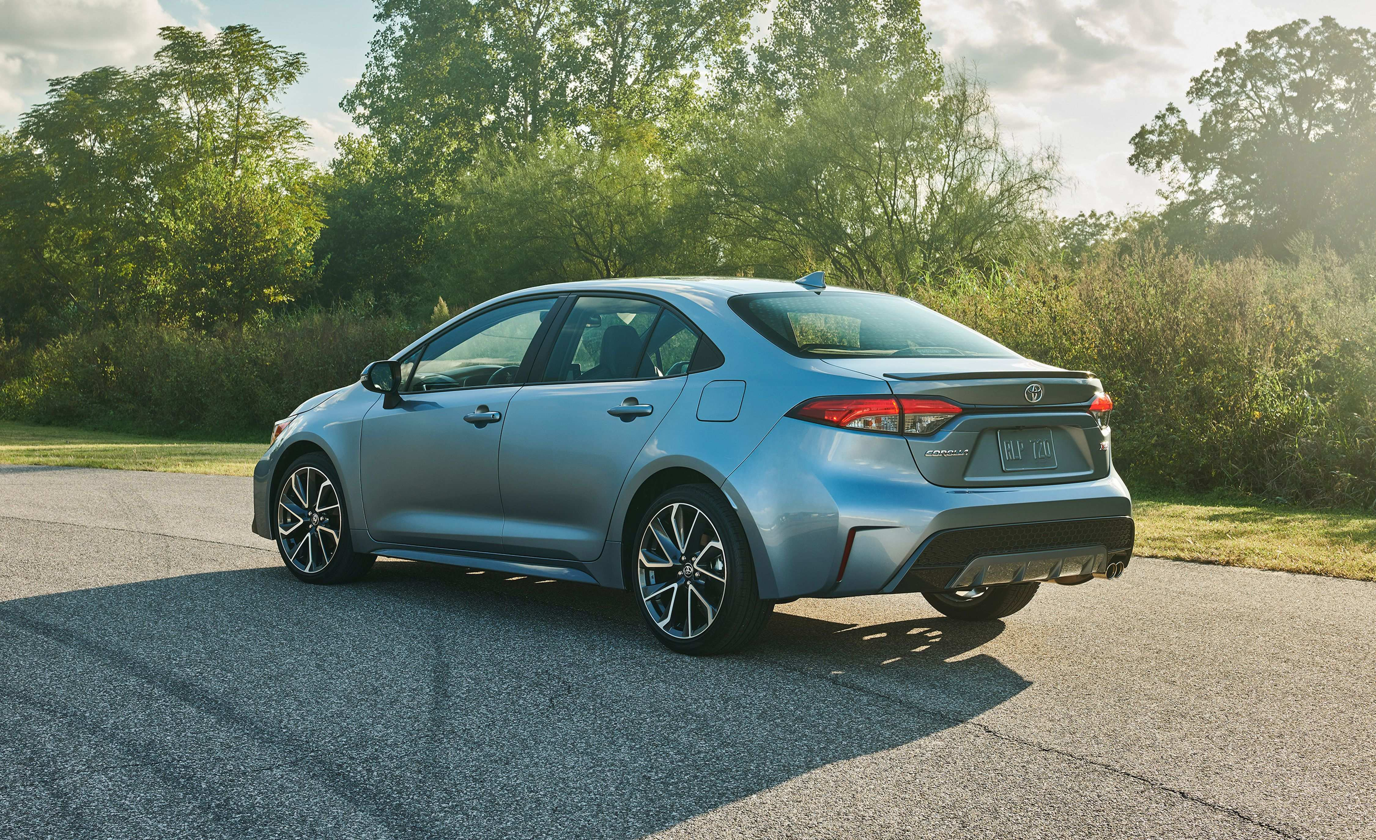21 New 2020 Toyota Corolla Exterior And Interior