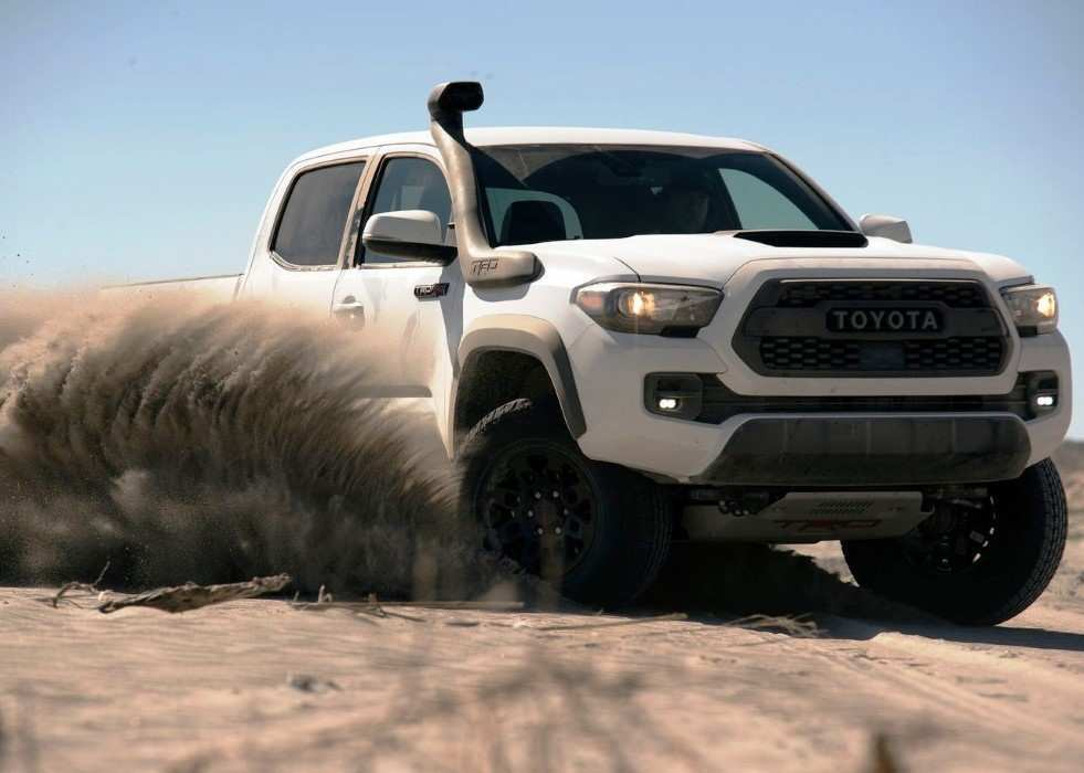 21 New 2020 Toyota Tacoma Diesel Redesign And Review