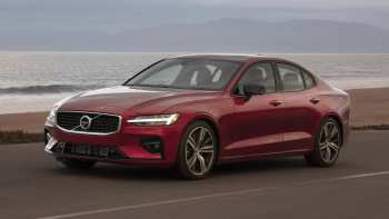 21 New 2020 Volvo S60 R First Drive