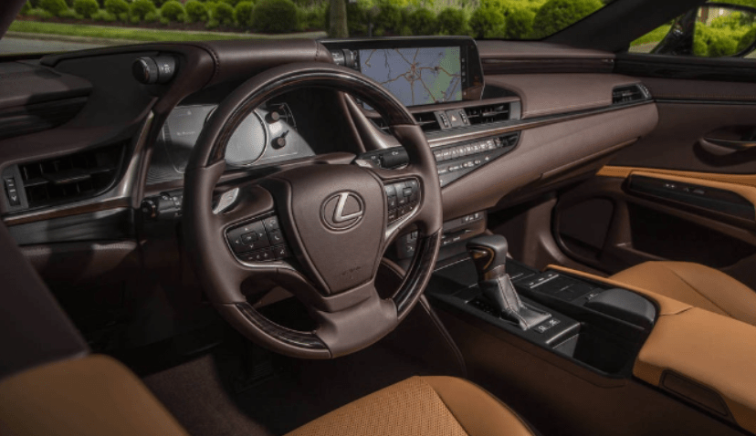 21 New Lexus Es 2020 Release Date Performance