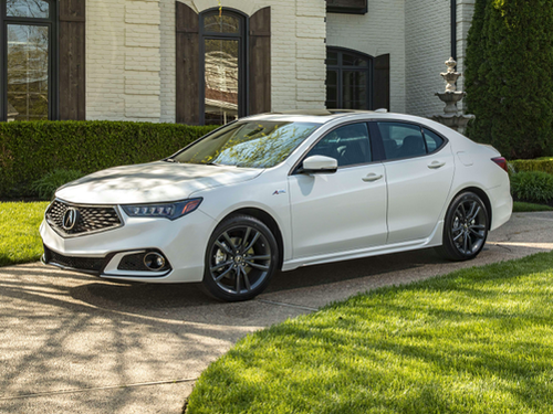 21 New New Acura Tlx 2020 Spy Shoot