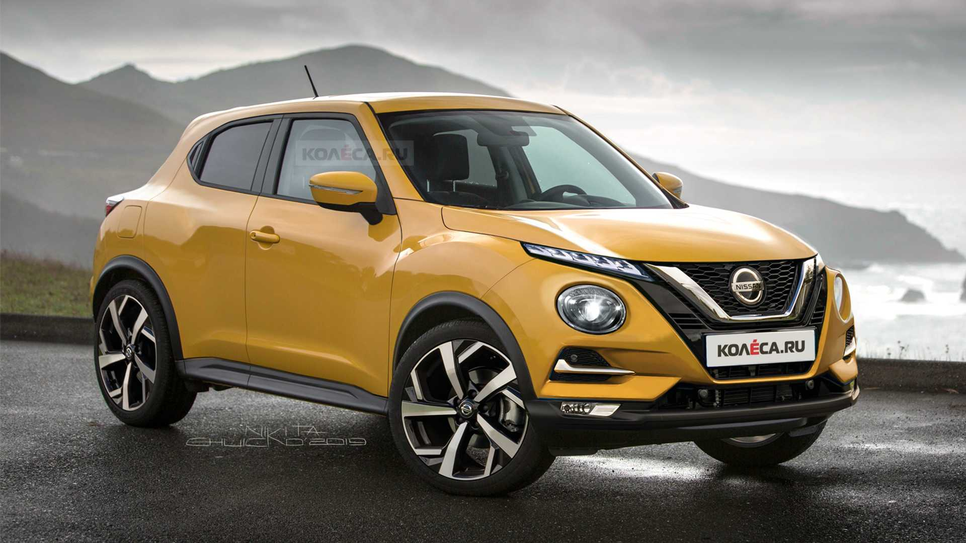 21 New Nissan Juke Concept 2020 Images