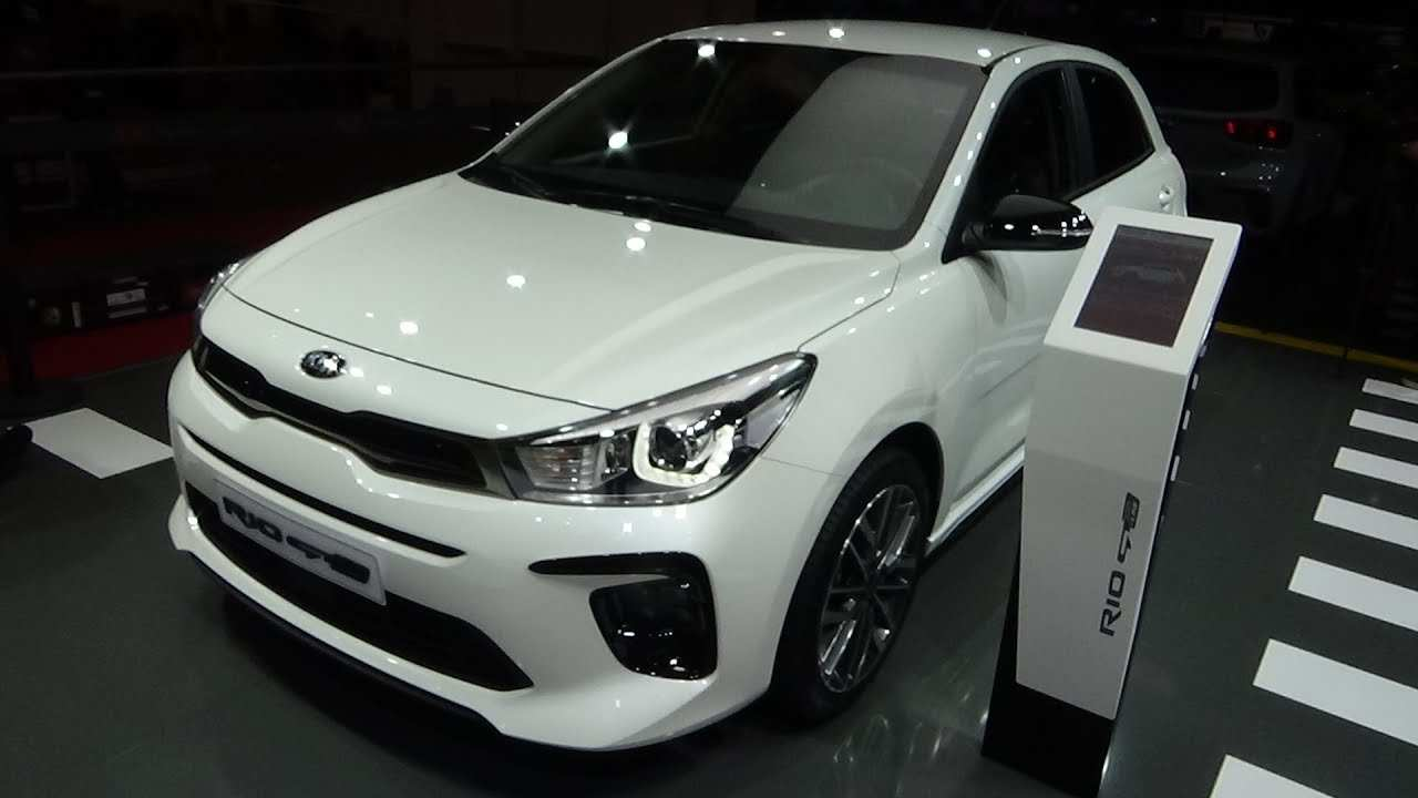 21 The 2019 All Kia Rio Redesign