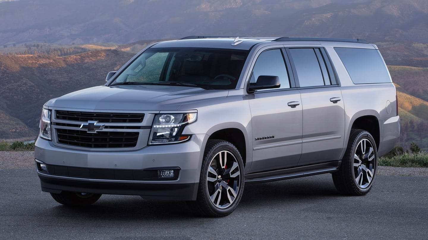 21 The 2019 Chevy Tahoe Z71 Ss Release
