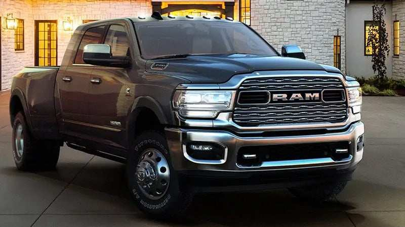 21 The 2019 Dodge Ram 3500 Pictures
