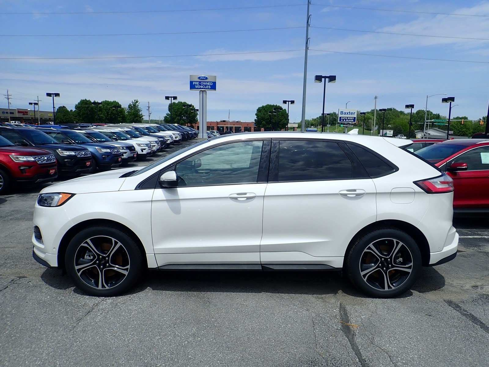 21 The 2019 Ford Edge Sport New Review