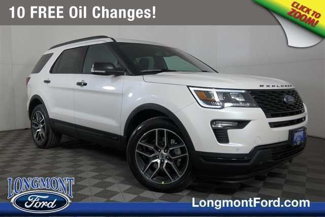 21 The 2019 Ford Explorer Sports Price And Release Date