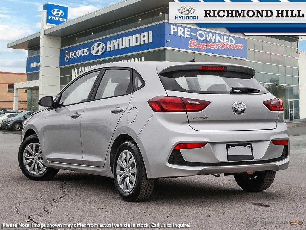 21 The 2019 Hyundai Accent Hatchback New Model And Performance