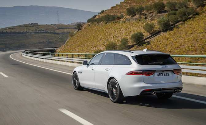 21 The 2019 Jaguar Station Wagon Overview