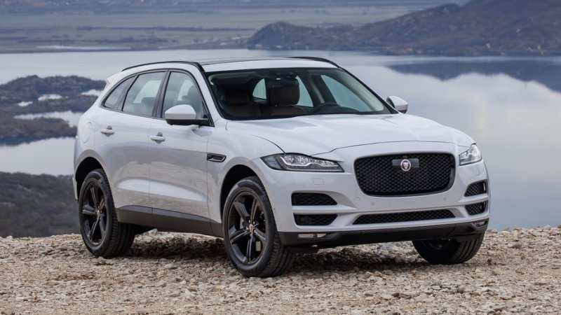 21 The 2019 Jaguar Suv Redesign And Concept