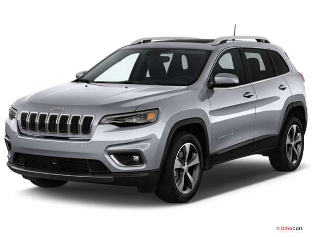 21 The 2019 Jeep Cherokee Pictures