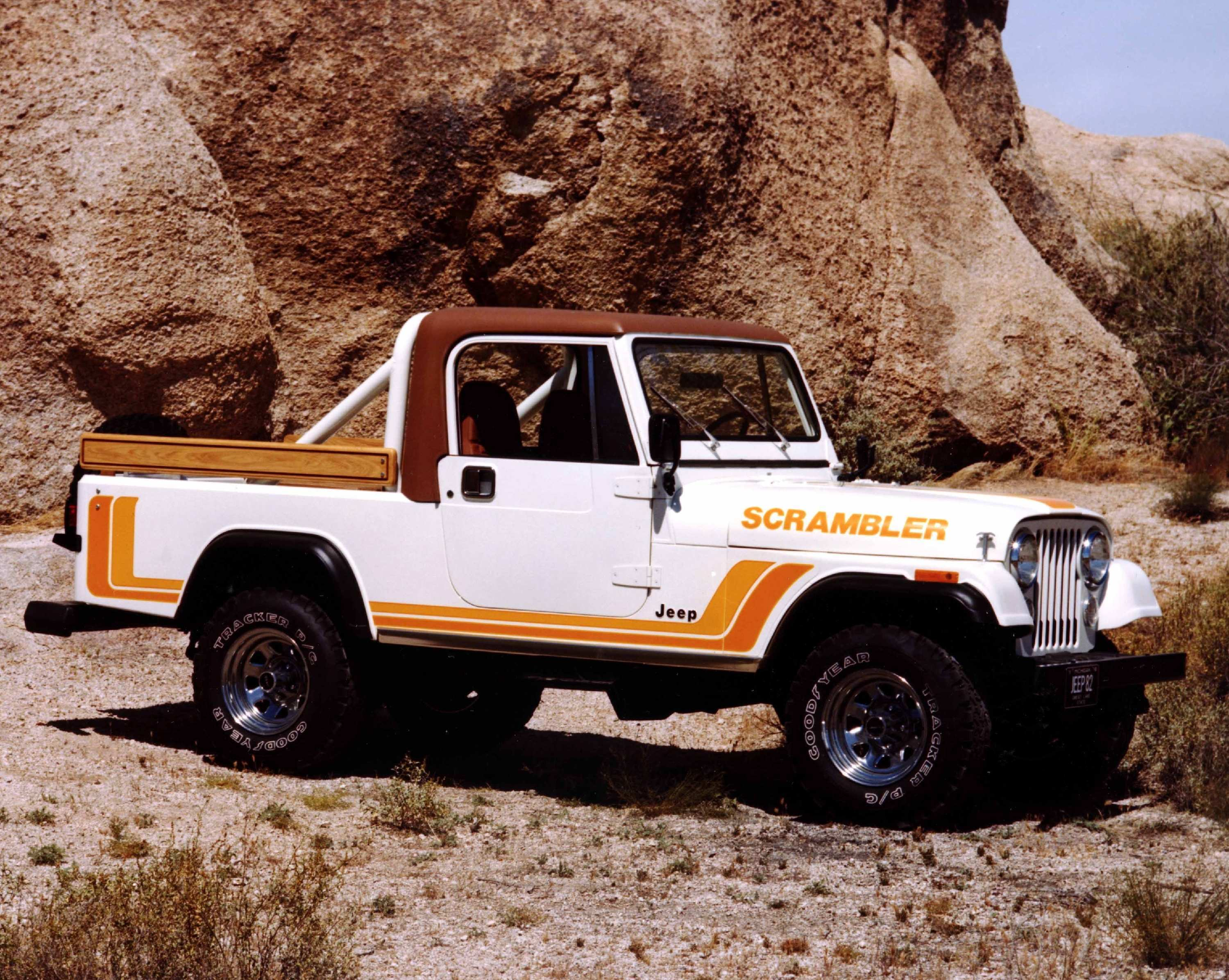 21 The 2019 Jeep Jeepster Images