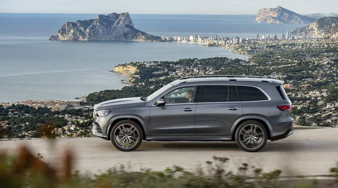 21 The 2019 Mercedes GLS Picture